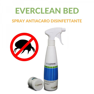 Spray antiacaro disinfettante EverClean Bed
