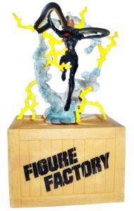 Marvel Figure Factory: Storm (black)