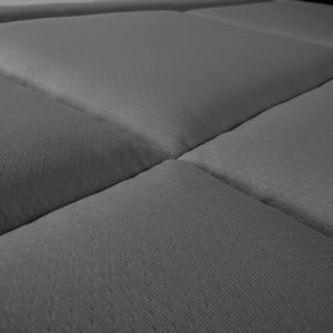 Materasso Letto Futon Matrimoniale e Singolo pieghevole e arrotolabile. Materasso da terra 90x190 – 160x190 Alto 5 cm. Futon Trapuntato Salvaspazio | Bed Ground