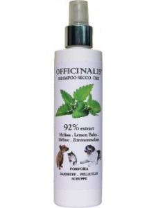 OFFICINALIS SHAMPOO A SECCO MELISSA 250 ML