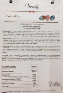 Covetti misti - Venchi S.P.A (CN)