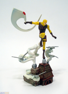 Marvel Figure Factory: Daredevil (Yellow ver.)