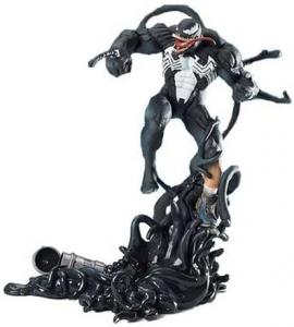 Marvel Figure Factory: Venom (Unmasked)