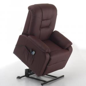 Poltrona elettrica Relax con massaggio e alzapersona