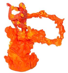 Marvel Figure Factory: Uman Torch