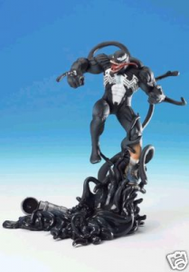 Marvel Figure Factory: Venom