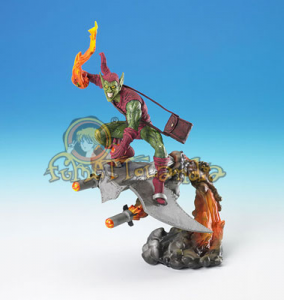 Marvel Figure Factory: Green Goblin