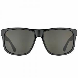Gucci - Occhiale da Sole Uomo, Black/Grey Shaded  GG0010S  001  C58
