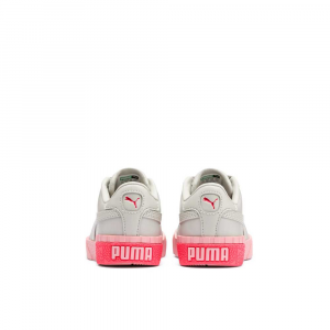 Puma Cali Grey/Pink Junior