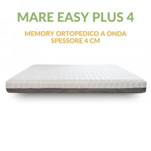 Materasso Memory Ortopedico a 7 zone 4cm H18 | Mare Easy Plus 4 | Prezzi a partire da