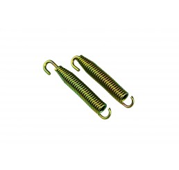 08-0340 KIT MOLLE PER MARMITTE MOTO E SCOOTER 58 MM.