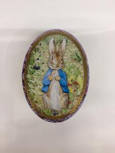 Scatoline collezione : Peter Rabbit