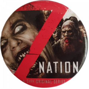 Spilla (pin) Z NATION