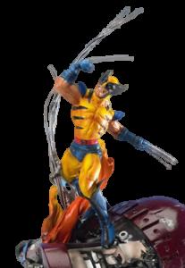 Marvel Figure Factory: Wolverine