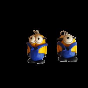 Portachiavi/Ciondolo fimo: Minions