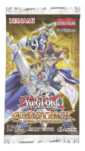 Yu-Gi-Oh! GCC (in Italiano) busta - Rivali del Faraone