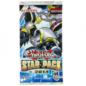 Yu-Gi-Oh! GCC (in Italiano) busta - Star Pack 2014