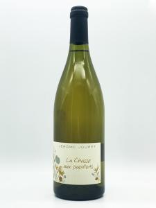 La Chasse aux papillons, Jèrome Jouret - Ardechè Cotes du Rhone - Vin de France