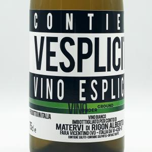 Vesplicito - Vespaiolo - Veneto Matervi