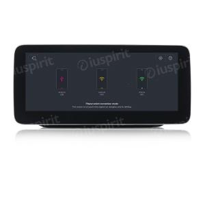ANDROID monitor 10.25 navigatore per Mercedes Classe B W246 2012-2015NTG 4.5 GPS WI-FI Bluetooth MirrorLink 4GB RAM 64GB ROM Octa-Core 4G LTE