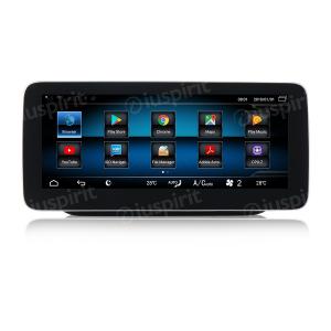 ANDROID monitor 10.25 navigatore per Mercedes Classe B W246 2016-2018NTG 5.0 GPS WI-FI Bluetooth MirrorLink 4GB RAM 64GB ROM Octa-Core 4G LTE