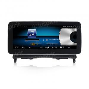 ANDROID monitor 10.25 navigatore per Mercedes Classe C W204 2008-2010NTG 4.0 GPS WI-FI Bluetooth MirrorLink 4GB RAM 64GB ROM Octa-Core 4G LTE