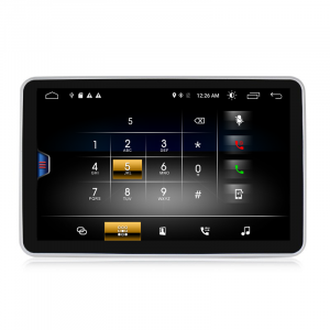 ANDROID navigatore per Mercedes Classe A W176 Classe GLA X156 Classe CLA W117 2013-2015 NTG 4.5 GPS WI-FI Bluetooth MirrorLink 2GB RAM 32GB ROM