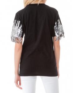 T-Shirt Paillettes Gaëlle Paris SS20