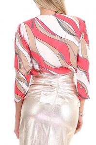 Camicia Body Fantasia Elisabetta Franchi SS20