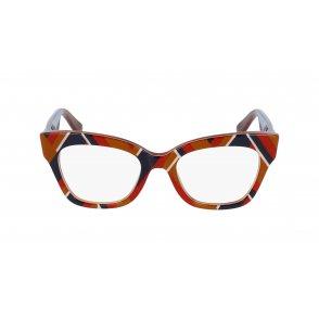 Gucci - Occhiale da Vista Donna, Multicolor  GG0060O  003  C49