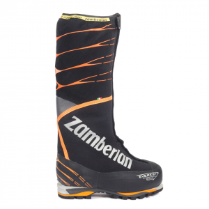 8000 EVEREST EVO RR   -   Men's Mountaineering  Boots   -   Black/Orange
