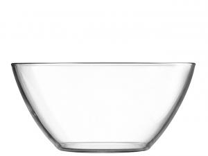 Coppa in vetro multiuso cm.10,7h diam.23
