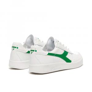 Diadora B.Elite White/Green da Uomo