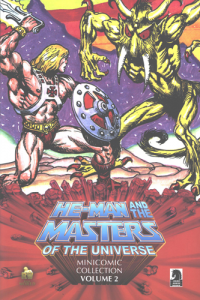 He-Man and the Masters of the Universe: Minicomic Collection Vol.2 in Italiano