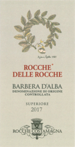 BARBERA D'ALBA DOC SUPERIORE 2017