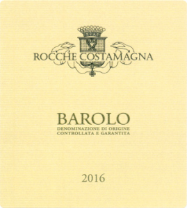 BAROLO DOCG 2016