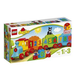 10847 Il treno dei numeri V29 LEGO DUPLO 10847 LEGO S.P.A.