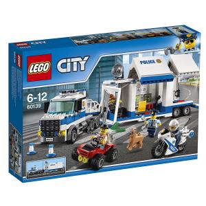 60139 Centro di comando mobile V29 LEGO CITY 60139 LEGO S.P.A.