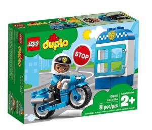 LEGO 10900 DUPLO Moto della Polizia 10900 LEGO S.P.A.