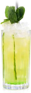 Bicchieri in vetro Cristallino stile Timeless Rcr set di 6 pezzi cm.15h