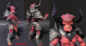 Mythic Legions - Arethyr: BELPHEGORR by Four Horsemen Studios