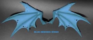 Mythic Legions - Arethyr: DEMONIC WINGS