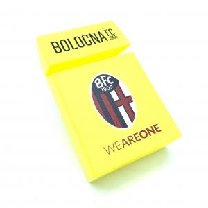 Bologna Fc PORTASIGARETTE GIALLO
