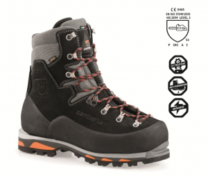 5011 LOGGER PRO GTX RR S3 - Work boots - Black