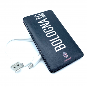 Bologna Fc POWER BANK IN PELLE