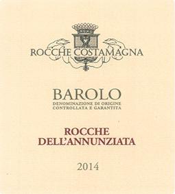 BAROLO DOCG ROCCHE DELL'ANNUNZIATA 2014 MAGNUM