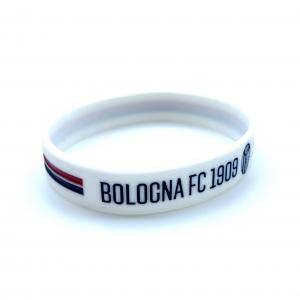 Bologna Fc BRACCIALETTO BIANCO Bambino