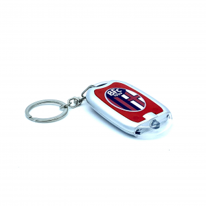 Bologna Fc KEY RING WITH LED