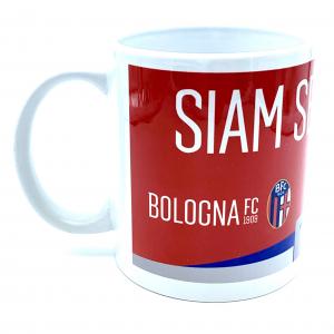 Bologna Fc MUG SIAM SEMPRE QUA