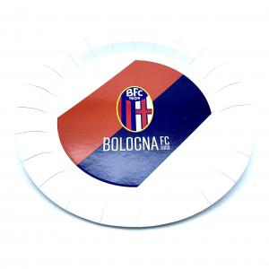 Bologna Fc PIATTI DI CARTA (10 pezzi)